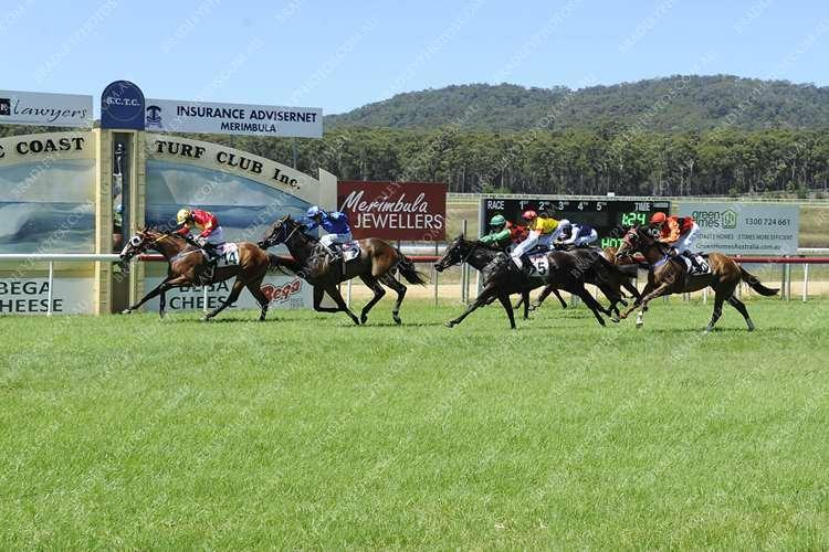 Under The Eaves wins at Gundagai