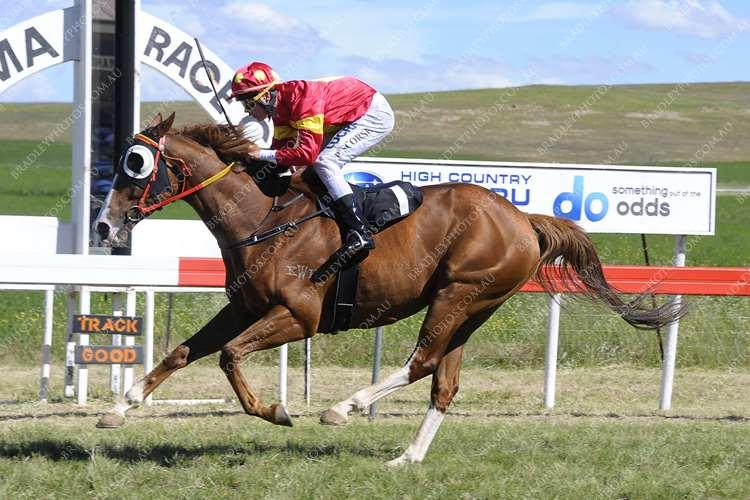 Girls Own romps in the Cooma Cup
