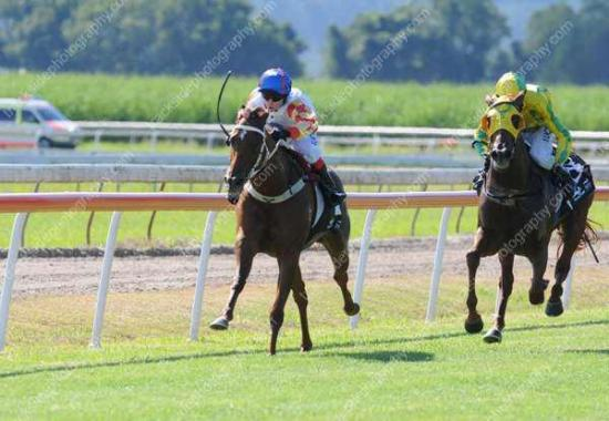 La Ranita and Quayde Krogh break through