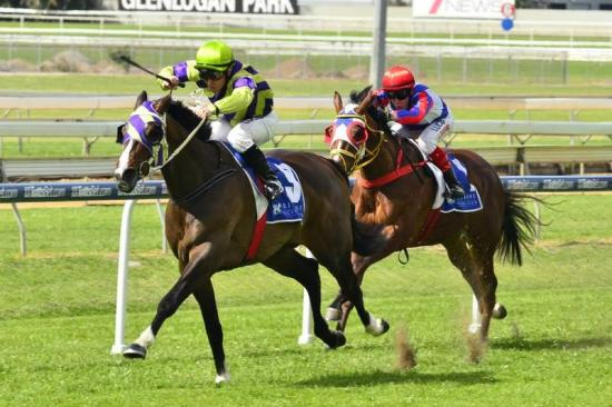 Teronado bolts in at Doomben