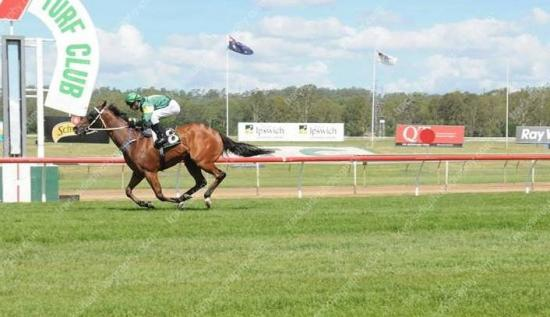 Vodnik scores a dominant win at Ipswich