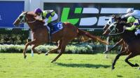 The girls bring up a stable quinella at Doomben
