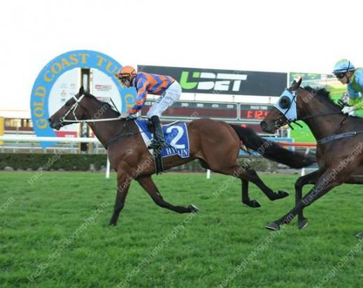 Hotel Coste proves too good on his home track