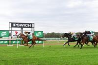 RED ZORRO GETS HIS FIRST WIN ON THE BOARD