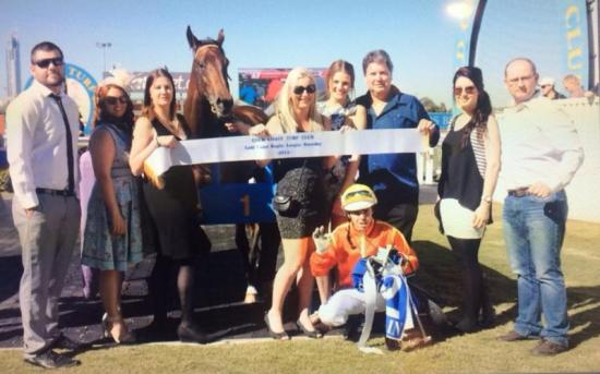 Segenhoe Stud's Tulla Touch brings up fifth win