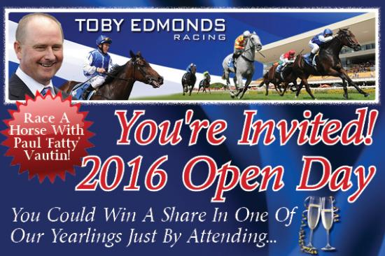 2016 Edmonds Racing Open Day
