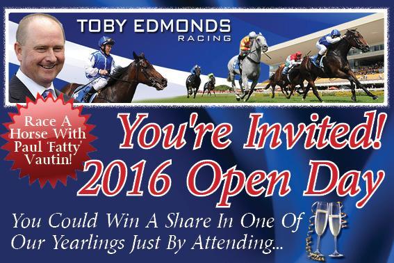 2016 Edmonds Racing Open Day