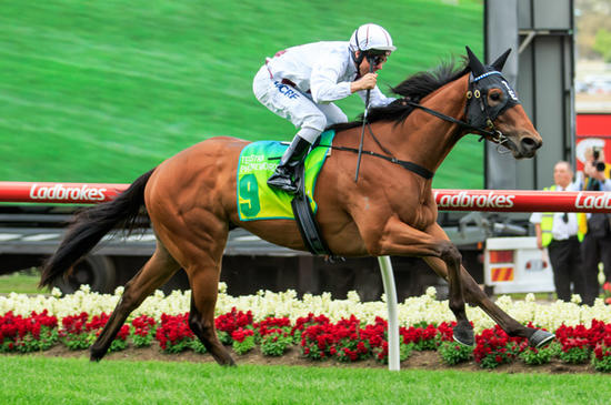 Group 3 victory for Lauriston graduate Eptimum