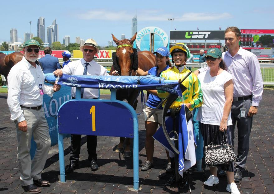 Boom Boom Epic earns QLD Oaks campaign with impressive wins