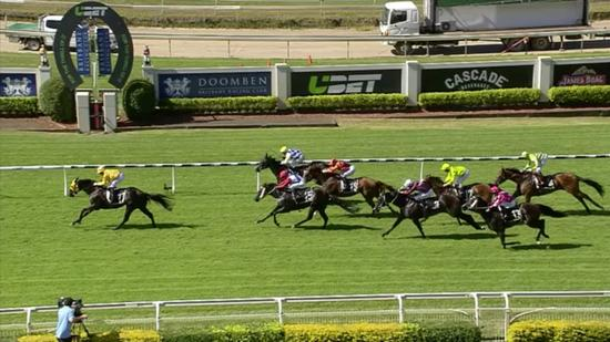 Dream Master Wins at Doomben