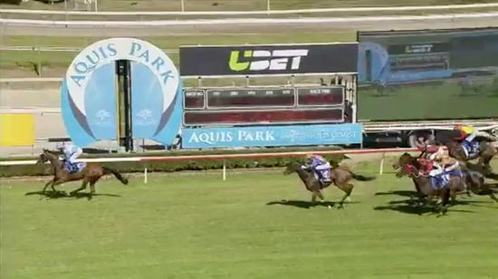 Miss Severina Bolts Away at Gold Coast
