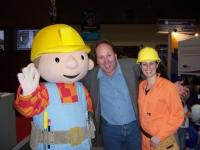 With Bob!