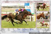 Dubai's Kiss breaks through at Stony Creek