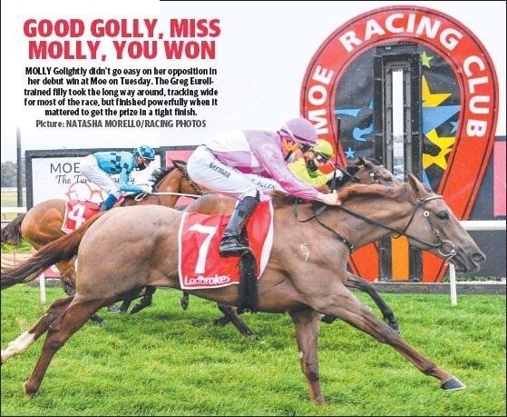 Good Golly Miss Molly!