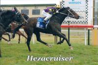 HEZACRUISER - Winner at Wangaratta