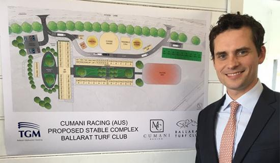 Ballarat the clear choice for Cumani