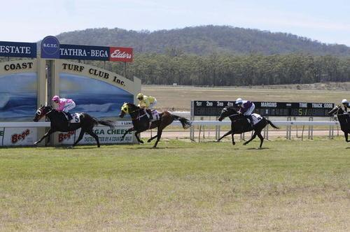 Forever Canny wins at Sapphire Coast