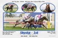 Shysta wins Maiden