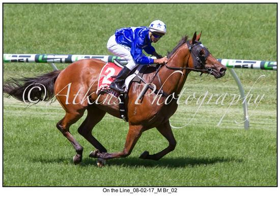 On The Line - winner Murray Bridge
