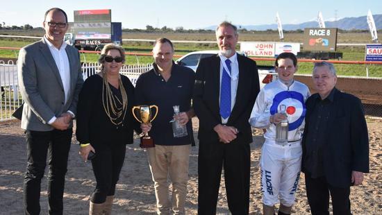 Dellacqua Wins Port Augusta Cup