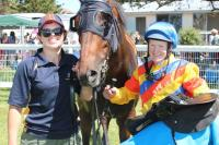 Keep Happy wins Woolamai Cup