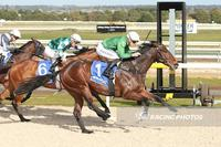 Brunot Blitzes Them At Ballarat