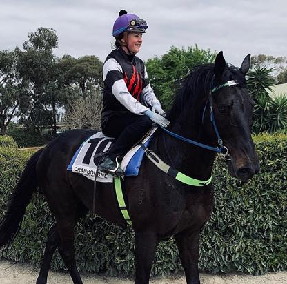 Tayla Childs Ready for Race Debut