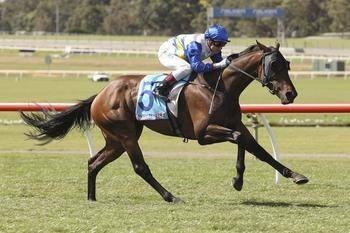 Duplicity Jones breaks through in style at Sandown