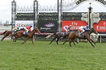 Amazing Flemington win for Manageress