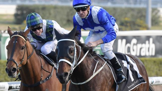 George Main Stakes 2017: Gerald Ryan can't see Winx 'machine' stalling in Group 1 mile