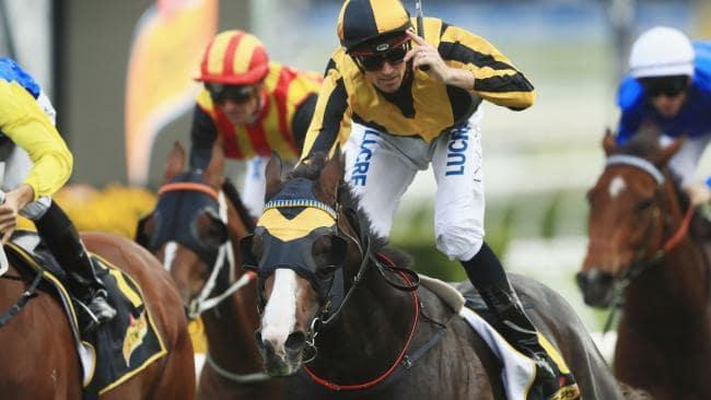 Trainer Gerald Ryan sets sights on Everest as owners field $40m offers for Trapeze Artist