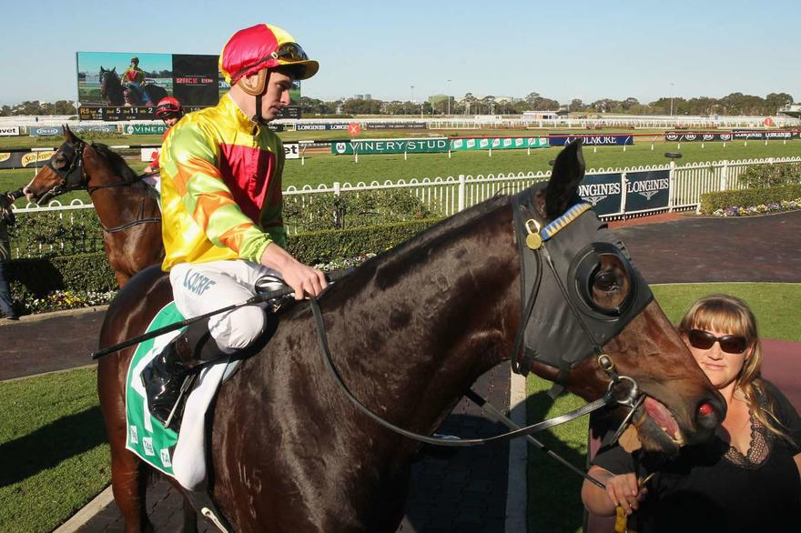 Star Of Monsoon wins in style at Rosehill
