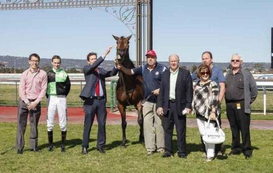 Ryan Balfour wins Racing SA $10,000 trainers' bonus