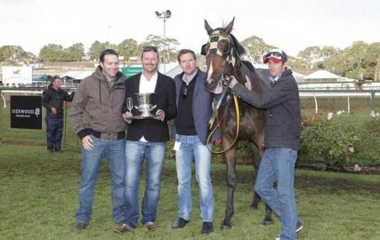 Unspun Wins Last at Oakbank