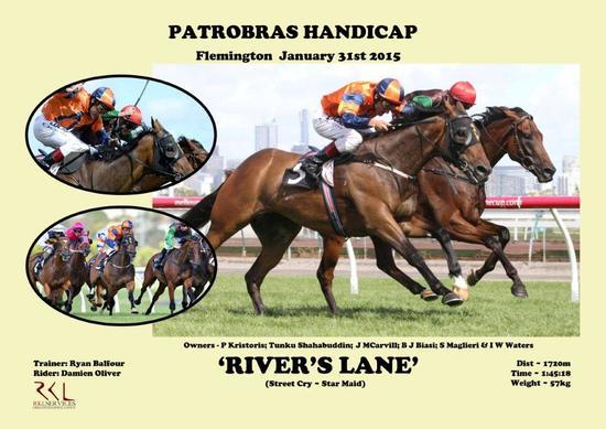 Rivers Lane Wins