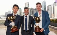 Sakai launches the Caulfield Cup
