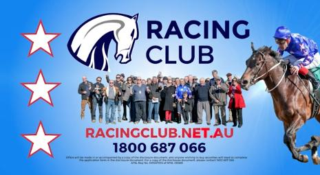 Racing Club partners with RBR for its #2 Syndication