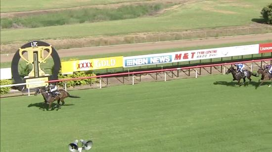 Explosive One Romps In At Lismore