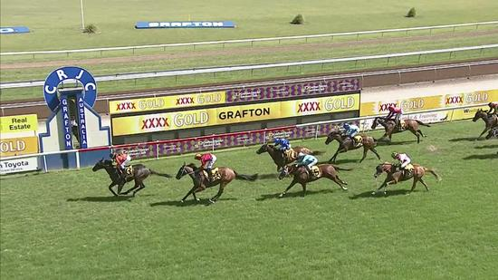 Sepoy's Choice Puts In A Solid Effort Over A Mile To Run Second Under Robbie Fradd