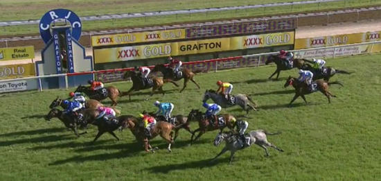 Iggy The Moocher Arrives In Second At Grafton With Robbie Fradd