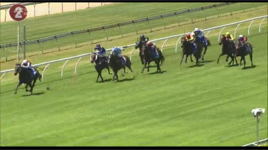 Lifesaver Storms Home From Well Back To Arrive In Second At Doomben