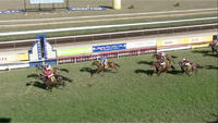 Contralto Takes Away The Runners Up Cheque At Grafton