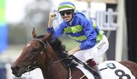 Jameka wins the BMW Stakes at Rosehill in Style!