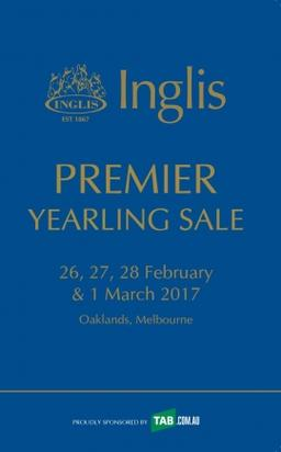 2017 INGLIS MELBOURNE PREMIER YEARLING SALE