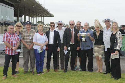 General Amour leads his rivals a Merry Dance on Werribee Cup day