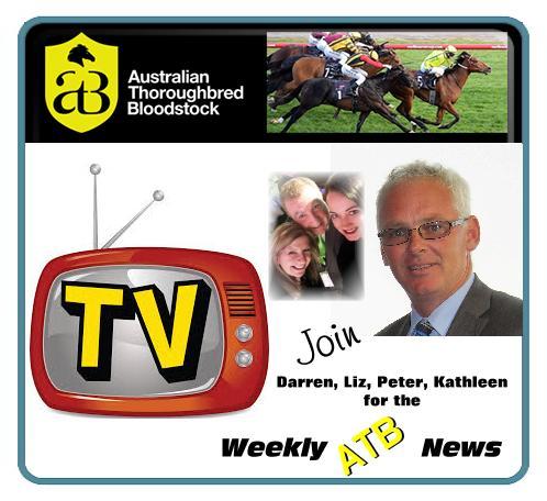 Australian Thoroughbred Bloodstock ATB Weekly News