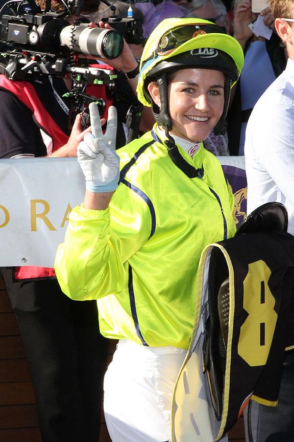 Australian Thoroughbred Bloodstock takes Women's Racing to Michelle Payne