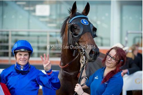 Three for Williams and Godolphin at Caulfield