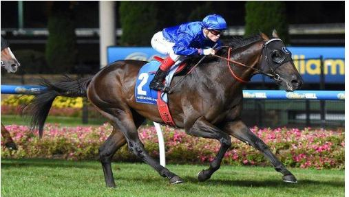 Tally takes Alister Clark Stakes