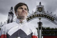Champion jockey Craig Williams' sights are on the race that got away